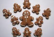 Gingerbread / sweet gingerbread