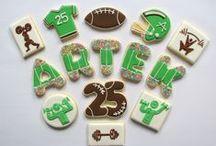 sports / vehicle cookies