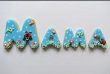Mother's Day / Father's Day cookies