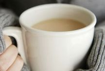 Coffee & Teas / Healthy and fun ideas for jazzing up your coffee and tea.