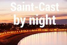 Saint-Cast by night!