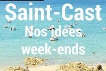 Nos idées week-ends à Saint-Cast le Guildo