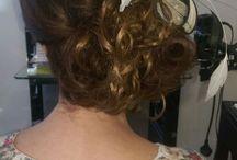 Hair Up and Weddings / Macadamia Hair Spa Hair Up