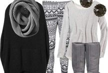 Holiday and Winter Cute Outfits / Cute!