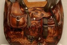 Leather Purses / All types of purses: big and small; fat and thin