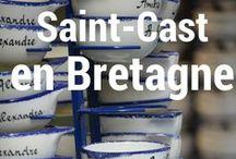 Saint-Cast le Guildo, en Bretagne