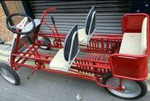 Велотранспорт / Bicycles / Самодельный велотранспорт / DIY-Biketransporte