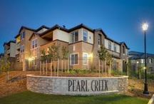 Luxury Apartments / Cresleigh Homes' Luxury Apartment Community: Pearl Creek Apartments