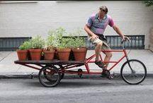 Грузовые велосипеды / Cargo bikes / Все о грузовых велосипедах, приводимых в движение мускульной силой человека. / All of cargo bikes, driven by muscular force of man.