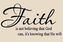 How great is my God / Faith
