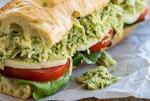 Food | Sandwiches & Wraps / Sandwiches and wraps!