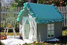 Детский игровой домик / Playhouse