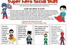 Social skills / Social skills activities for kids