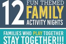 Family Games and Activities