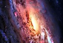 Galaxies / Galaxies are the home for stars, they form and die within galaxy.