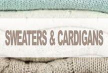 Sweates & Cardigans
