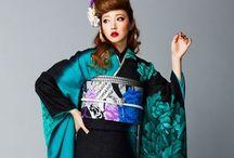 成人式 • 振袖 / Japanese coming of the age festival