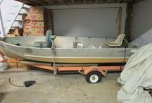 3/6/16 ESTATE AUCTION: Boat, Lawn Mower, Tools, Collectibles, Furniture & more! / ONLINE AUCTION ends THIS SUNDAY, Mar. 6th at 8:00 PM!  Bidding has ended for this auction. Stay tuned to http://www.comasmontgomery.com for more upcoming auctions!  The Estate of John A. Kinard 4964 Cloverhill Dr, Murfreesboro, TN  #tools #lawnmower #boat #trailer #collectibles #baseballcards #murfreesboro #tennessee #estate #auction #forsale #buy #shop #online