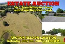 7/9/16 ESTATE AUCTION: 34+/- Acres offered in 4 Tracts - Lebanon, Tennessee / 34+/- Acres offered in 4 Tracts: House, Barns, 3 Ponds - Each tract has soil site and utilities available! 1000 Vesta Road - Lebanon, TN Wilson County. AUCTION HELD ON LOCATION Saturday, July 9th, 2016 @ 10:00 AM.  Bidding has ended for this auction. Stay tuned to http://www.comasmontgomery.com/ for more upcoming auctions.  ‪#‎farm‬ ‪#‎land‬ ‪#‎acres‬ ‪#‎tract‬ ‪#‎wilson‬ ‪#‎county‬ ‪#‎tennessee‬ ‪#‎vesta‬ ‪#‎lebanon‬ ‪#‎forsale‬ ‪#‎realestate‬ ‪#‎auction‬ ‪#‎property‬ ‪#‎farmland‬ ‪#‎farmhouse‬