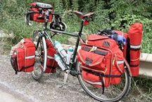 Велотуризм / Bicycle Touring