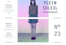 Editorial / Diseño editorial — Inspiración • diseño • revista • catálogo • creativo • minimalista • portafolio • portadas • fotografía | illustration • design • illustration • tipography • inspiration • ideas • poster • fanzine • book • portfolio