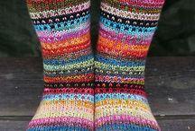 Crochet and nitting