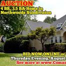 8/24/17 AUCTION: 4 BR, 3.5 BA Home in Northwoods Subdivision / AUCTION featuring 4 Bedroom, 3.5 Bath Home in Highly Desirable Northwoods Subdivision! 1318 White Oak Lane,  Murfreesboro, Tennessee  in Rutherford County BID NOW ONLINE or ON LOCATION Thursday Evening, August 24th, 2017 @ 6:00 PM. Bidding has ended for this auction. Stay tuned to http://www.comasmontgomery.com/ for more upcoming auctions.   #realestate #auction #home #house #forsale #subdivision #northwoods #murfreesboro #tennessee #comasmontgomery