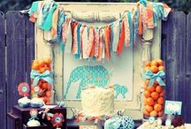 ~ Baby Shower  - Themes ~ / These trend setting baby shower theme ideas will take the guesswork out of the planning process / by All Diaper Cakes