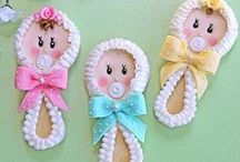 ~ Baby Shower  - Treats ~ / Baby shower food treat and drink ideas for the upcoming baby shower! / by All Diaper Cakes