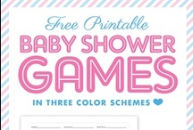 ~ Baby Shower  - Games ~ / Baby shower ideas for that upcoming baby shower!