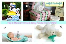 ~ Must Have  - Baby Products ~ / An assortment of the most useful and mush have baby products.