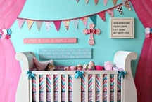 ~ Nursery Decor ~ / Nursery design ideas / by All Diaper Cakes
