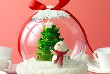 Snow globe*** / by Mzellesworld