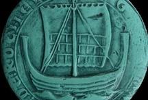 Les sceaux / Une sélection de sceaux conservés aux Archives nationales. D'autres sont à découvrir dans la base Archim: http://www.culture.gouv.fr/documentation/archim/sceauxdebourgogne.htm