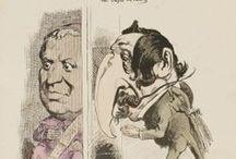 Les caricatures / Quelques fois satiriques, souvent politiques mais toujours humoristiques, les caricatures des Archives nationales s'affichent !