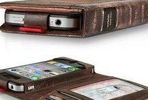 Phones / Cases, iphones..  / by Leann Covington