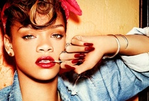 Girlin' Icon ♡ Rihanna