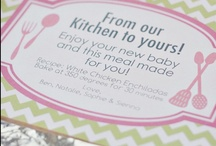 ~New Mom & Dad Survival Kit~ / Create a new mom & dad survival kit for the perfect baby shower gift.