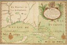 Les cartes et plans / Découvrez une sélection de cartes et de plans conservés aux Archives nationales.