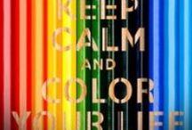 paletas de colores / by Mari Carmen Soria