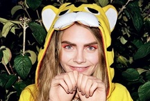 Girlin' Icon ♡ Cara Delevingne