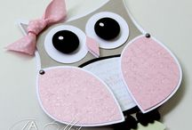 ~ Owl Theme Baby Shower ~ / by All Diaper Cakes