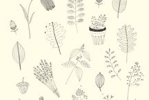 Ilustradores - Diseños - Patterns, ecc.. / Ilustrations, patterns, designs