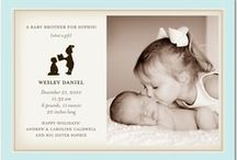 ♥ Birth Announcements ♥ / by All Diaper Cakes