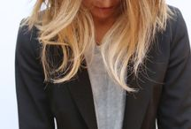 Hair / Long, short, blonde, dark - my style