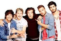 One Direction / by Ariel Van Dyke