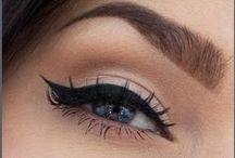 Eyeliner / Eyeliner and other make up / by Bonbini