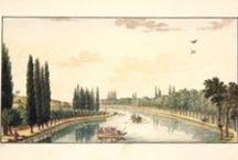 Les aquarelles / Découvrez une sélection de planches aquarellées conservées aux Archives nationales.