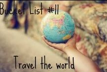 The Desire To Travel / Someday.
