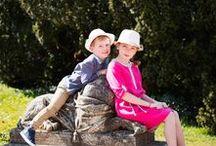 Coutures Madame Maman pour les enfants / Cousettes à partir des patrons de la marque Madame Maman.